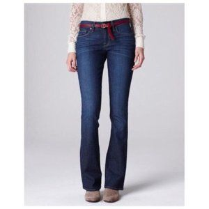 Lucky Brand Sofia Boot Embroidered Pocket Jeans